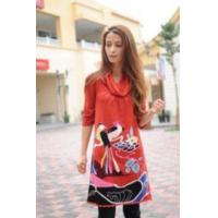 Wholesale Lady Fashion Wear Knitted Sweater from china suppliers