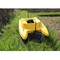 Wholesale Yellow catamaran rc remote control fishing boat DEVC-303M3 style radio control from china suppliers