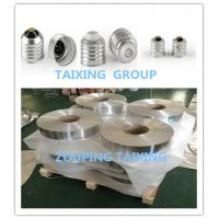 Wholesale 3004 O aluminium coil for lamp holder base from china suppliers