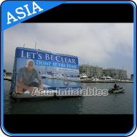 China Inflatable Billboard For Publicity ,  Advertising Inflatables Screen Banner on sale