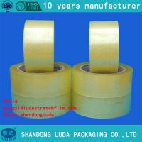 Wholesale high viscosity bopp packaging adhsive tape from china suppliers