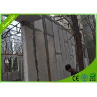 China Prefabricated Waterproof EPS Foam Cement Partition Wall Panels Interior use on sale