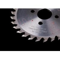 Buy cheap Custom High Grade Diamond PCD With Element Six Tips Diamon Circular Saw Blade 120x2.0x30mm from Wholesalers