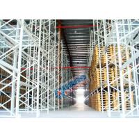 Wholesale Powder Coating Pallet Rack Shelving , Industrial Pallet Racks Heavy Duty For Singler Layer Stores from china suppliers