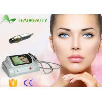 China RF fractional microneedle home use galvanic facial machine/Fractional RF Microneedle Machine/ Radio Frequency on sale