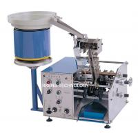 Wholesale Automatic loose/taped axial diode/resistor lead forming kinking machine from china suppliers