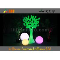 China Waterproof LED Decoration Trees remote control with RGB LED on sale