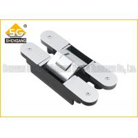 180 Degree 160*28*28*32mm Zinc alloy Adjustable Invisible Door Hinges