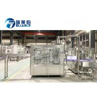 Wholesale Small Pineapple Juice Filling Equipment High Hardness And Strength SS 304 Material from china suppliers
