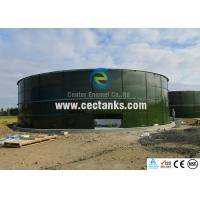 Wholesale Glass Fused Steel Agriculture Water Storage Tank / 30000 gallon water storage tank from china suppliers