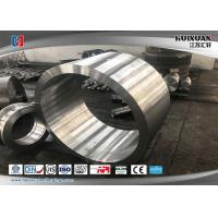 Wholesale 420J2 EF-LF-VD Forged Cylinder , Forged Roller Shell Rough Machined from china suppliers