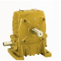 China 1:80 Ratio Double Reduction Worm Speed Reducer Gearbox on sale