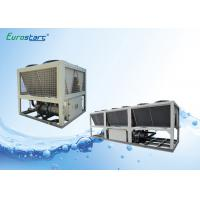 Wholesale Low Noise R22 / R404a Low Temperature Chiller for Vegetables Cold Room from china suppliers