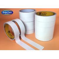 China Water Based Double Sided Adhesive Tape Industrial Grade For Various Surface on sale