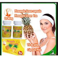Wholesale Natural Safest Weight Loss Supplements OEM Private Label Pineapple TEA from china suppliers