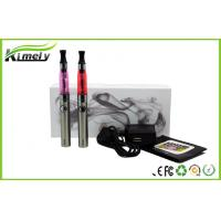 Wholesale FDA Vapor Ego E Cig With Evod Battery CE4 / H2 Clearomizer from china suppliers