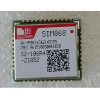 Wholesale SIMCom  Wireless  GSM/GPRS+GPS/GNSS Module  SIM868 instead of SIM908 and SIM808 from china suppliers