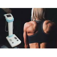 China Professional Body Composition Analyzer / Body Analysis Machine With LCD Display on sale