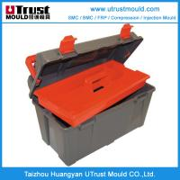 Wholesale Plastic injection molding  New design plastic tool box mould convinent tools utrustmould from china suppliers