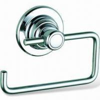 Wholesale Chrome Plated Toilet Paper Holder, Made of ABS, PVC and Stainless Steel from china suppliers