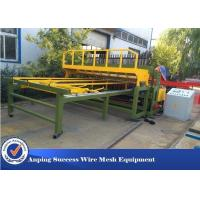 25times / Min Wire Mesh Making Machine For Producing Construction Reinforcing Meshes