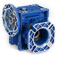 Wholesale Flender Like Aluminium Alloy Worm Wheel Drive Worm Gear Box for Crane from china suppliers