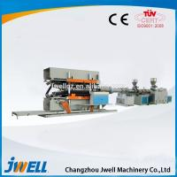Wholesale Jwell PVC-C High Voltage Cable Protection Pipe PVC Pipe Extrusion Machine from china suppliers