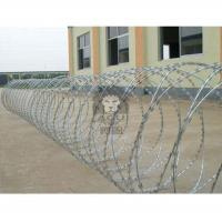 Wholesale Razor Wire for Security Fence Razor Wire, Barbed Tape, Concertina Wire, Security Wire, Fence Wire, Razor Barbed Wire from china suppliers