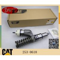 Quality CAT Fuel Injector 253-0618 2530618 Caterpillar C18 Diesel Engine 390F L Hydraulic Excavator for sale