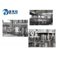 Wholesale High Technology Soda Beverage Soft Drink Filling Machine Energy Saving from china suppliers