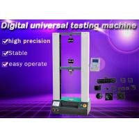 Wholesale Digital Adjustment Electronic Universal Testing Machine Elongation Total Extension from china suppliers