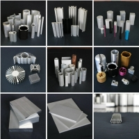 China OEM 6063 6061 T Slot Channel Aluminum Extrusion Profile on sale