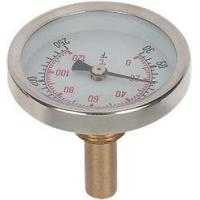 Wholesale Bimetal Pipe Thermometer from china suppliers