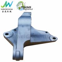 Wholesale AL Die Cast Auto Parts , Diecast Aluminium Alloys Engine Mount Bracket from china suppliers