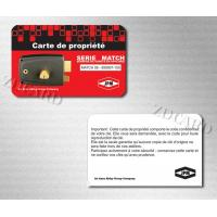 China Mifare 1k S50 Cards/ Mifare 4k S70 Cards on sale