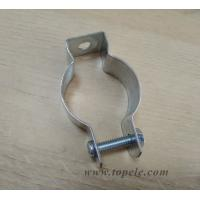 Wholesale Pipe Support Galvanized BS4568 GI Conduit Hanger For Electrical Contrustion from china suppliers
