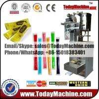 Wholesale automatic liquid pouch machine,filling packaging machine,VFFS-280LS,popsicle machine,ice forms from china suppliers