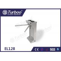 Wholesale Commercial Access Control Waist High Turnstile Semi - Auto Waterproof Stable from china suppliers