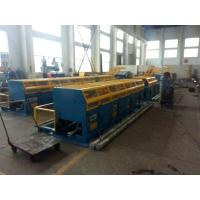 Buy cheap PLC Logic Control High Speed Wire Drawing Machine For Spring Wire LZ9 / 600 from wholesalers