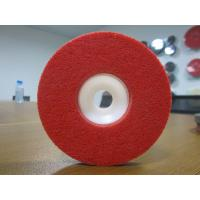 China 100x15 non woven polishing disc 9P on sale