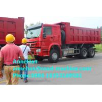 Buy cheap Euro II Emission Standard 371 Hp Heavy Duty Dump Truck One Year Warranty from Wholesalers