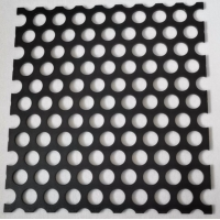 Wholesale Decorative Stainless Steel 6mm Perforated Metal Mesh Sheet from china suppliers