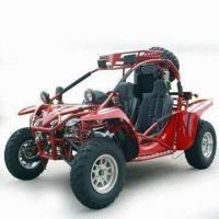 Wholesale 4-stroke Go Kart with 2 Cylinder Liquid-cooling, Electric Start Mode from china suppliers