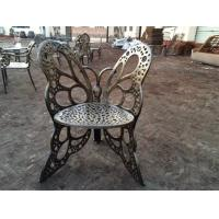 Wholesale Classical European Cast Iron Table And Chairs Aluminum Patio Furniture from china suppliers