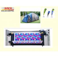 Wholesale CSR3200 Roll To Roll Textile Digital Printing Machine With Epson 4720 Head from china suppliers