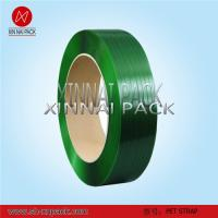 Wholesale Polyester strapping band green Pet strips from china suppliers