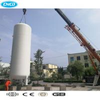 Wholesale 5m3 cryogenic liquid nitrogen tank from china suppliers