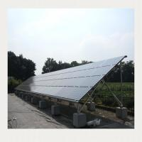 Wholesale Home PV 3kw Ground Mount Solar Racking Systems Light Weighted Design Panels Structure from china suppliers