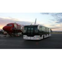 Long 200 Liter Airport Apron Bus With 190H52 Lead - Acid Battery