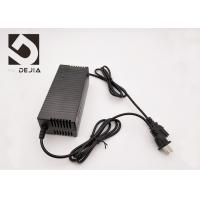 China Casting Process Electric Bike Charger 48V 1.8A Prevent Battery Overshooting Phenomenon on sale